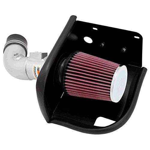 Cold Air Intake Horsepower Gains - K&N Performance Cold Air Intake Kit 69-3531TS with Lifetime Filter for Ford Tarus SHO/Explorer Sport/Flex 3.5L V6 Turbo Ecoboost