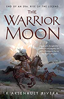 Book Cover: The Warrior Moon