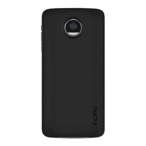 half off 49e89 b97c2 Incipio offgrid Power Pack Wireless Battery Case 2200 mAh for Moto Z, Force  - Black