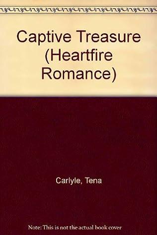 book cover of Captive Treasure