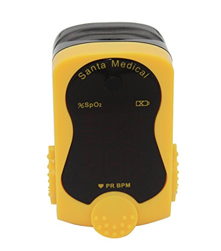 Santamedical-SM-220-Finger-Pulse-Oximeter