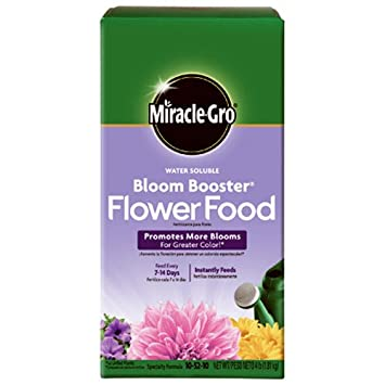 Miracle-Gro Scotts milagro Gro 146002 Potenciador de floración, 10 ...