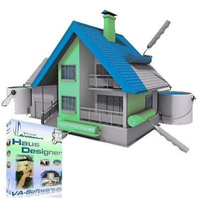 VA HausDesigner 3D CAD Hausplaner U0026 Gartenplaner