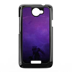 Dota2 FACELESS VOID HTC One X Cell Phone Case Black DIY Gift pxf005-3693997