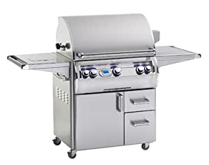 "Echelon Diamond E660S-4LAN-62 ""A"" Series Stand Alone Grill - NG"