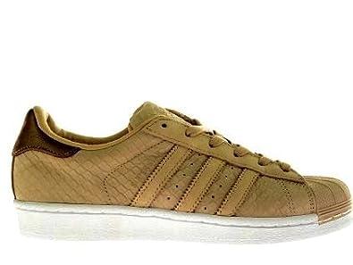 adidas Superstar W Damen Sneaker S76768 Gr:40 2/3 Beige