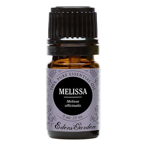 Melissa 100% Pure Therapeutic Grade Essential Oil by Edens Garden- 5 ml