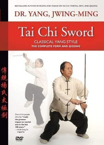 Style Taiji Sword - Tai Chi Sword (YMAA)