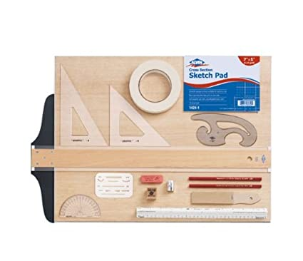 Buy Drawing Board Set with Multiple Drafting Tools Online at Low ...