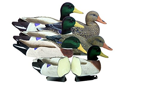 leship Mallard, Foam Filled, Flocked Heads Battleship Mallard, Foam Filled, Flocked Heads (Flocked Duck)