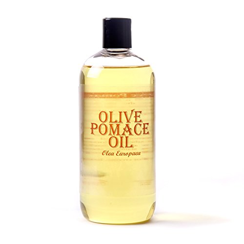 Mystic Moments Olive Pomace Carrier Oil 100% Pure 500Ml
