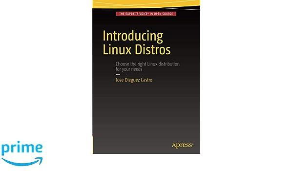 Introducing Linux Distros: Jose Dieguez Dieguez Castro