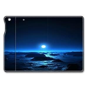 Blue Moon iPad Air Flip Leather Case Cover
