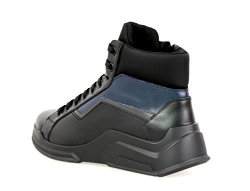 Prada Mens 4t2802 Bsy F0jpm Sneaker En Cuir