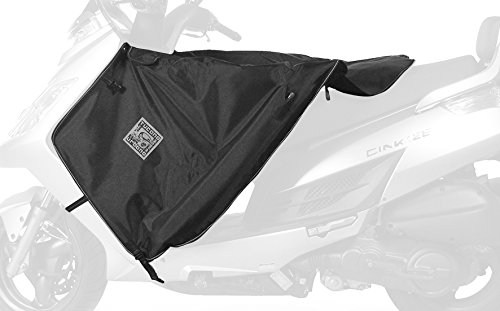 Tablier Couverture Scooter Hiver Tucano Urbano pour KYMCO Dink 50 125 250 (2006->.) R065N