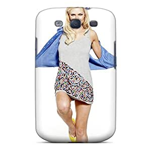 linJUN FENGSnap-on Sophie Monk Case Cover Skin Compatible With Galaxy S3