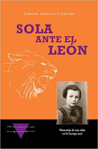 Sola ante el León