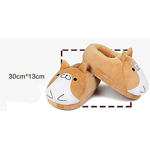 7b8f0957b966 50%OFF Adult Corgi Dog Slippers