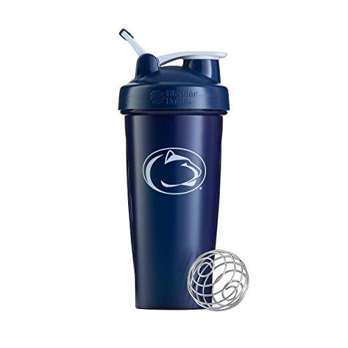 (BlenderBottle Collegiate Classic 28-Ounce Shaker Bottle, Penn State University Nittany Lions -)