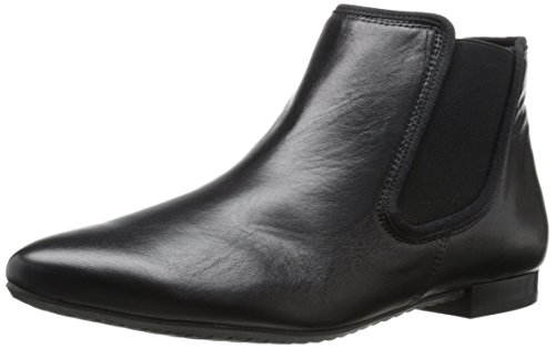 Boot Paul Danni Women's Black Leather Green qCw48CU
