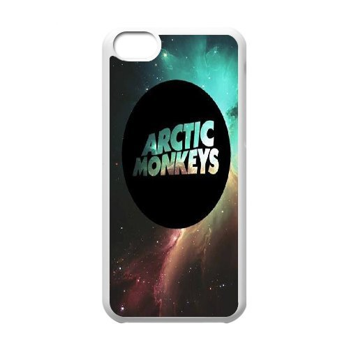 High quality Arctic Monkey logo, Rock band music,Arctic Monkey band protective case cover For Iphone 5c QH596718454