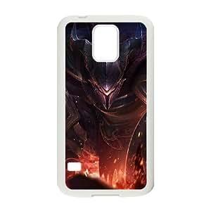 League of Legends Dragonslayer Pantheon Samsung Galaxy S5 Phone Case YSOP6591482650271