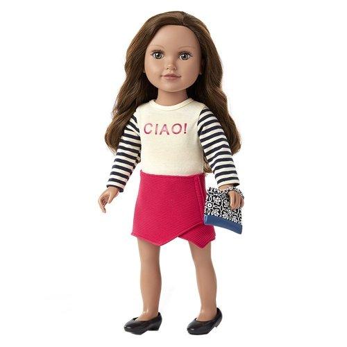 Journey Girls 18 inch Doll - Kyla (CIAO!)
