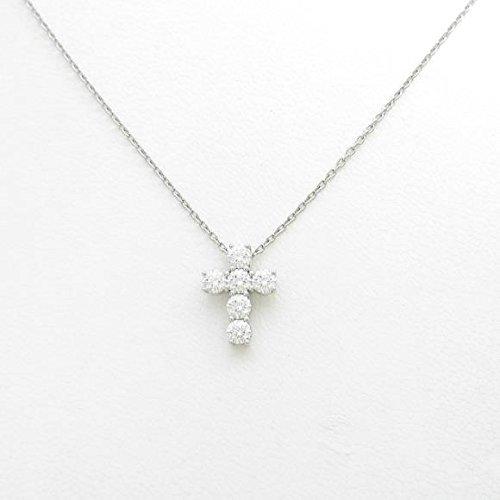 [ギメル] Gimel クロス ダイヤモンドネックレス 中古 B07F2VGMZY