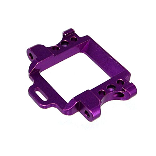 Redcat Racing Aluminum Front Arm Mount, Purple
