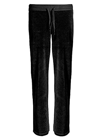 Love Lola Womens Velour Tracksuit Bottoms Joggers Pants Loungewear  trackisback (Small UK 10 89961af9d408