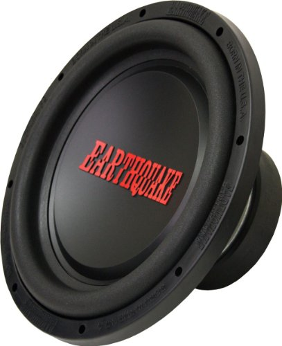 Earthquake Sound Tremor X154 15 inch Subwoofer