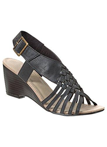 AngelSteps Womens Adult Angel Steps Weave II Black tHk8Re