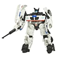 Transformers Movie Hasbro Exclusive Deluxe Action Figure Jazz [G1 Colors]