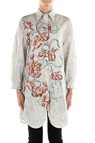 Camisas Prada Beige p430cpopelinecompr Mujer Algodón dZZO0qR