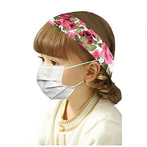 Button Headband Ear Protect Workout Headbands for Women Cat Headband Headbands for Girls Knot Headband for Women