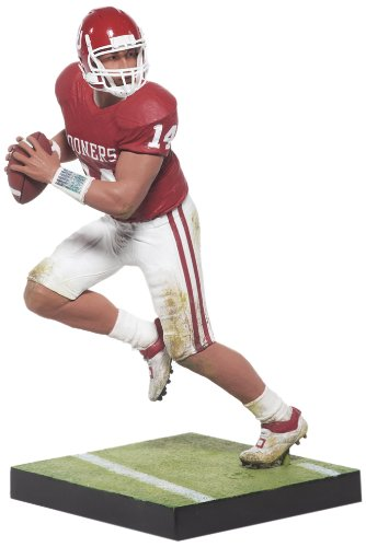 NCAA University of Oklahoma McFarlane 2012 College Football Series 4 Sam Bradford Action Figure
