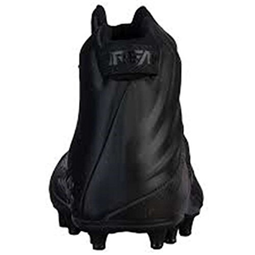 Adidas Hombres Freak High Wide Molded Football Cleats (2e) Negro-negro-negro