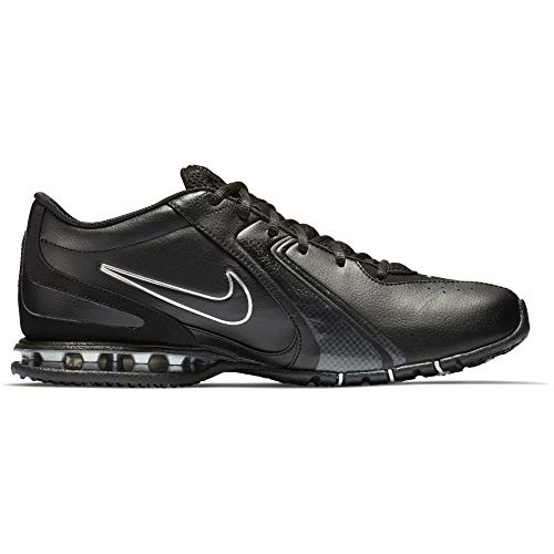 - Nike Men's Reax TR III SL Cross Trainer (10 D(M) US, Black/Newsprint/Mtllc Silver)