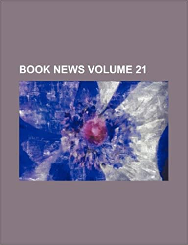 Book Book news Volume 21