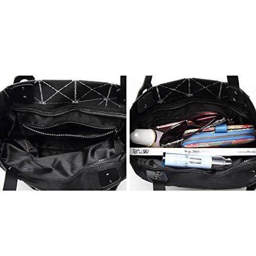 Bag Coreana 2018 Tracolla Borse Shoulder Tote Delle Geometriche Donne Pieghevoli A Moda Xw6qA5I7