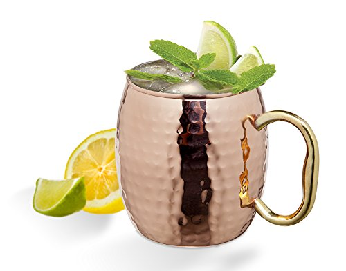 Moscow Mule 20 Ounce Hammered product image