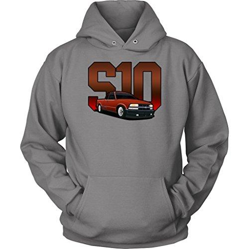 Chevy S10 Truck Lowrider Hoodie Sweatshirt