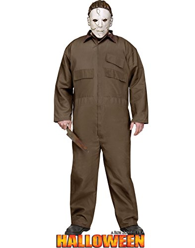 Michael Myers Plus Size Costume]()