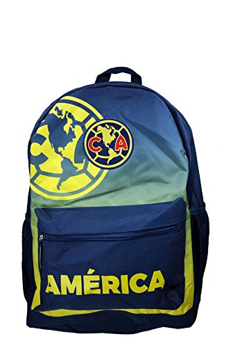 Club America Authentic Official Licensed Product Soccer Backpack - 001