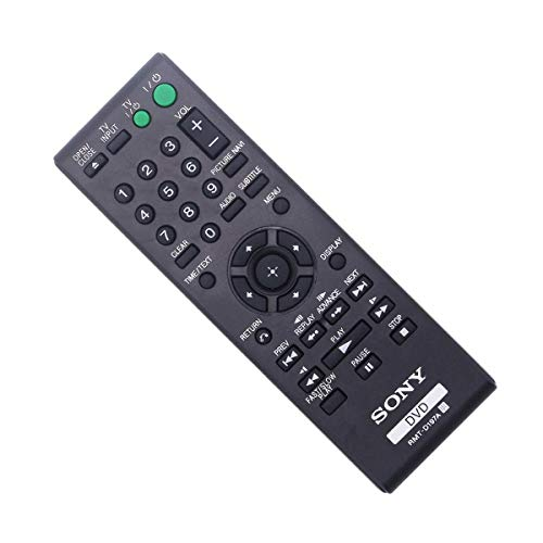 dvd player remote control - 9