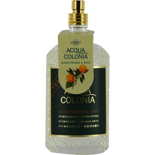 4711 Acqua Colonia Blood Orange & Basil EDC Spray (Tester) (Edc Tester Spray)