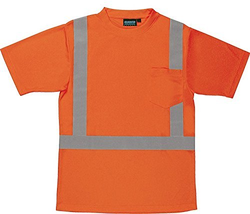 erb-safety-62191-9006sx-class-2-t-shirt-with-x-back-reflective-tape-birdseye-knit-mesh-x-large-hi-vi