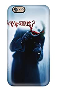 Kara J smith's Shop Best Ideal Case Cover For Iphone 6(why So Serious? Joker), Protective Stylish Case 4124852K43325557