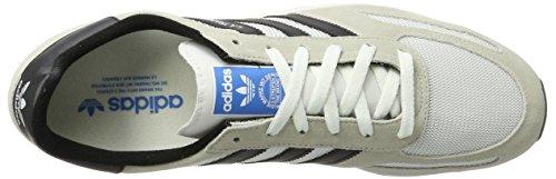 Adidas La Trainer Herren Og Sneaker Elfenbein (vintage S15-st / Nucleo Nero / Marrone Chiaro)