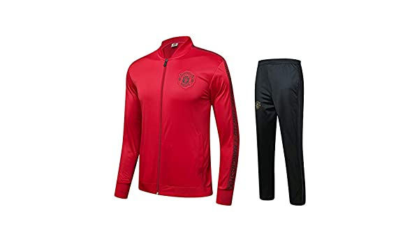 Manchester United FC - Chándal de fútbol para Adultos, Camiseta de ...